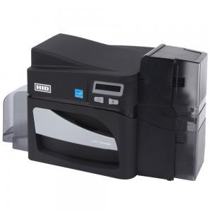 HID FARGO DTC4500 Card Printer, Black