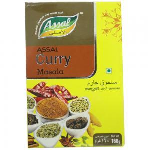 Assal Curry Masasla 160 gm