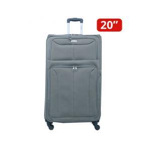 Abraj 20 inch Trolley Grey-ABTR 4035