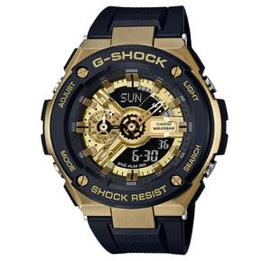 Casio G-shock Analog Digital Watch, GST-400G-1A9DR