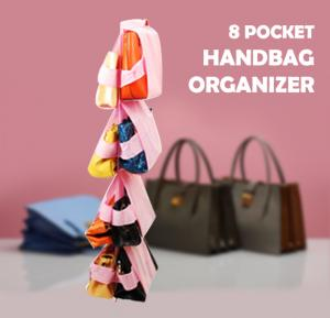 8 Pocket Handbag Organizer