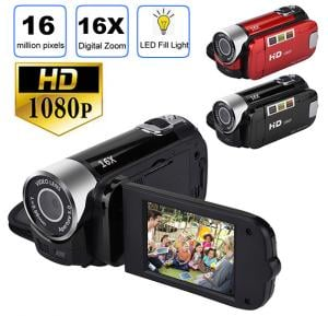 Bison HD Digital Video Camera Recorder 16 Megapixel, 16x Digital Zoom, HD-75