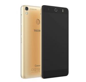 Tecno Camon CX Air Dual Sim - 16GB, 2GB RAM, 4G LTE,Gold