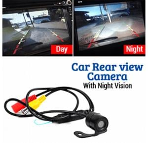 Sensation Car HD Wide Angle Rearview Camera With Night Vision, SCC-03, 058