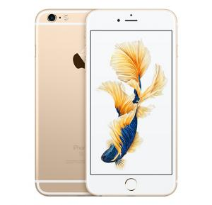 Apple iPhone 6s Plus Smartphone, iOS 9, 5.5 Inch Retina HD Display, 2GB RAM, 64 GB Storage, Dual Camera - Gold