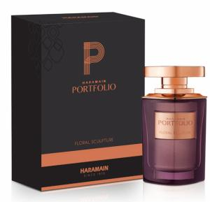 Haramain Portfolio Floral Sculpture Spray 75ml
