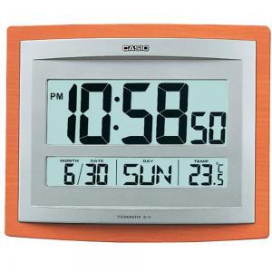 Casio Digital Wall Clock, ID-15S-5DF