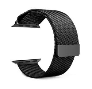 365dealz Replacement Band For Apple Watch Series - Black