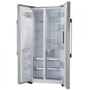 Gorenje Free Standing Double Door Refrigerators, NRS9181VXBUK