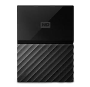 WD My Passport 1TB Hard Disk, Black