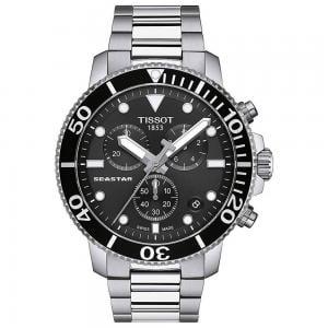 Tissot T-Sport Men Chronograph Quartz Watch T120.417.11.051.00