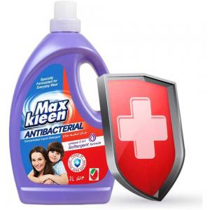 Maxkleen Anti Bacterial Liquid Detergent 3L