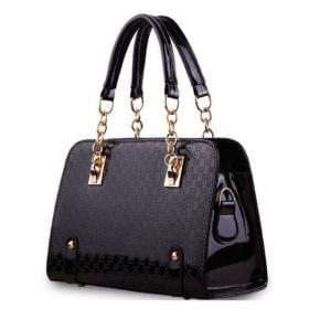 Generic Fashion European Style Women Handbag - Black