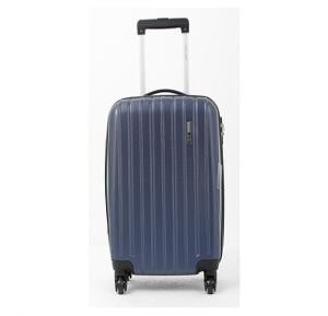 Para John PJTR3018- 24-inch ABS Trolley Bag - Dark Navy