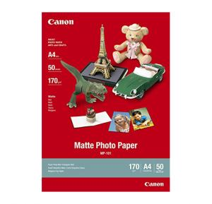 Canon MP 101 Matte Photo Paper A4 50 Sheets
