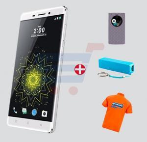Enet Hero s Smartphone,4G, Octa Core,Android 6.0 (Marshmallow),5.5inch IPS LCD Screen Display,2GB RAM,8GB Storage,Dual Camera,Dual SIM-White