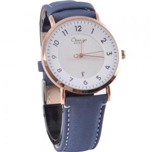 Mens Leather Watch SCD719-B043-39/D035-39 Assorted color