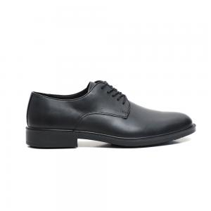 Hush Puppies Mens Formal Shoes Black Waterproof Leather, HM01107-001