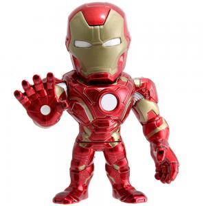 Jada Marvel 4 Ironman Figure, 253221010