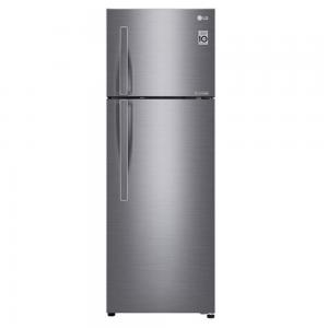 LG Top Mount Refrigerator 360 L GL-C362RLBN, Grey