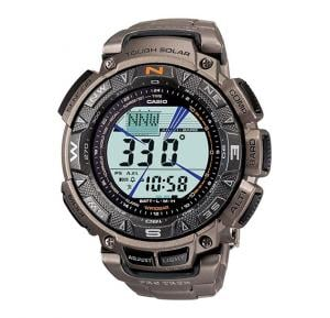 Casio Outdoor Digital Black Dial Mens Watch-PRG-240T-7DR