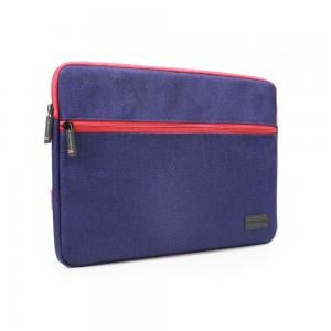 Promate 16 Inch Laptop Carrying Case, PORTFOLIO-M.BLUE