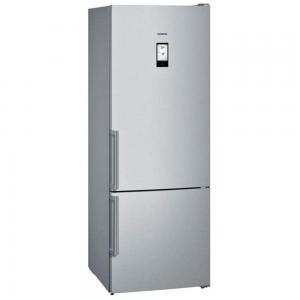 Siemens Freestanding Bottom Mount Refrigerator 559 Liter, KG56NHI30M