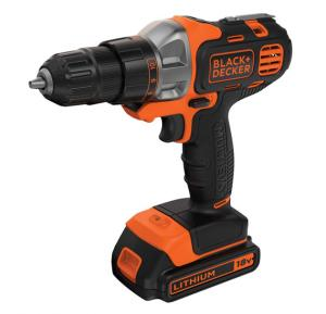 Black & Decker MT218K-GB 18V Multi-Tool Starter Kit with Drill Driver Head