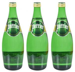 Perrier Water Regular 750 ml x 3 pcs Special Offer