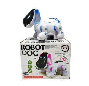 Robot Dog With Light And Music