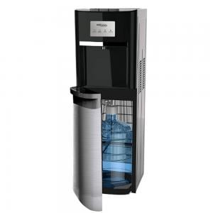 Super General 3 Tap Bottom Loading Water Dispenser, Silver-Black, SGL2020BM