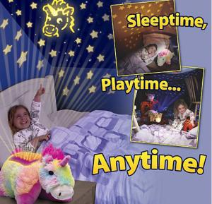 T&F Dream Lites Pillow Pets
