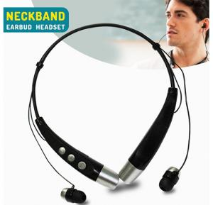 KBP-500s Wireless Bluetooth High Quality Neckband Earbud Headset Sports Stereo Earphone