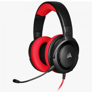 Corsair Stereo Gaming Headset Red, HS35