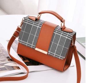 Generic Bag For Women Fashion Brown Crossbody Bag For Lady Girls Korean Style-BROWN,CBK00/BRN
