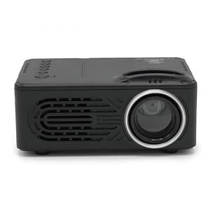 BSNL A5+ Mini LED Projector - Black