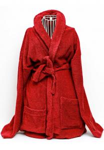 Rest Cotton Bathrobe Unisex Assorted Color, 9032150