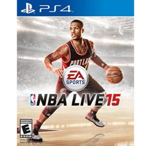 Electronic Arts NBA Live 15  For PS4