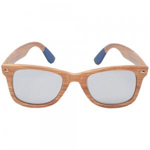 Sprinfield Sunglass Brown With Sky Blue Lens
