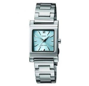 Casio LTP-1237-2A Stainless Steel Ladies Watch