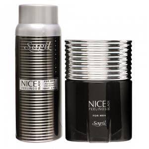 Sapil Nice Feeling Men 75ml Edt+35ml Deo