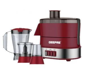 Geepas GSB9990 4 in 1 Food Processor 1.5 Liter