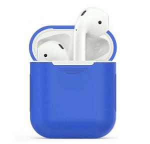 Bluemax cases for Airpods Blue