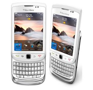 BlackBerry Torch  white , 9810