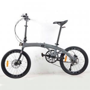 Kellys Folding Bike Camp Snoke 20 Grey, One Size
