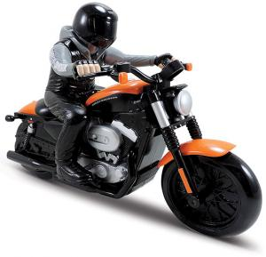 Maisto Tech R/C HD Moto R/C XL1200N Nighster With Rider - 81661