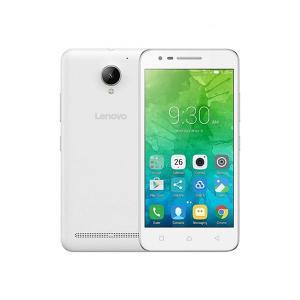 Lenovo C2 power Smartphone, Android 6, 5.0 Inch Display, 2GB RAM, 16GB Storage, Dual Camera, Dual Sim, Wifi- White