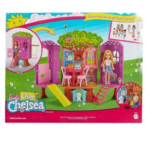 Barbie Club Chelsea Treehouse, FPF83
