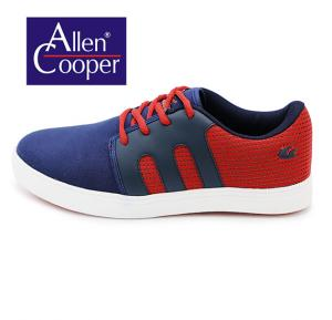 Allen Cooper Sneakers Blue & Red - 40