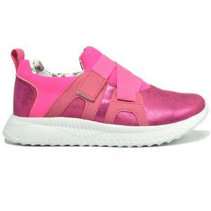 Verde  Low Top Girls Sneakers, Pink
